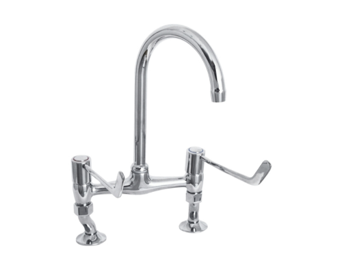 Franke Sissons Lever operated mixer tap - F1075N