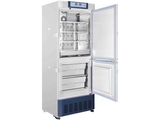 Haier HYCD-282 PHARMACY Refrigerator & Freezer Combo 185L/97L