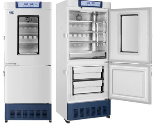 Haier HYCD-282A PHARMACY Refrigerator & Freezer Combo 185L/97L