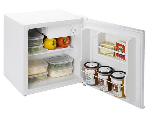 LEC ESSENCHILL COUNTERTOP FRIDGE SOLID DOOR 46L