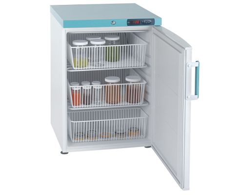 Lec LSF151UK Undercounter Laboratory Freezer spark free 134L