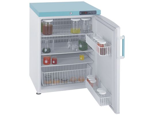 Lec LSR151UK Laboratory Refrigerator 146L Solid Door