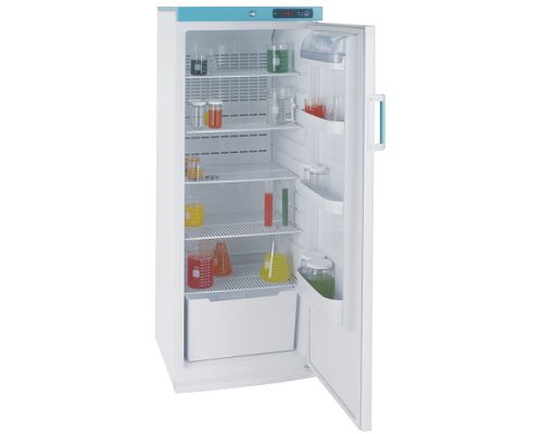 Lec LSR288UK Laboratory Refrigerator 284L Solid Door