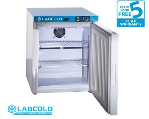 Labcold IntelliCold Pharmacy Vaccine Refrigerator RLDF0110 36L