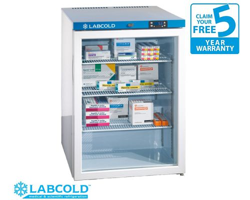 Labcold IntelliCold Pharmacy Vaccine Refrigerator RLDG0510 150L