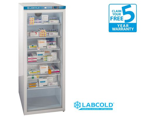 Labcold IntelliCold Pharmacy Vaccine Refrigerator RLDG1010 300L