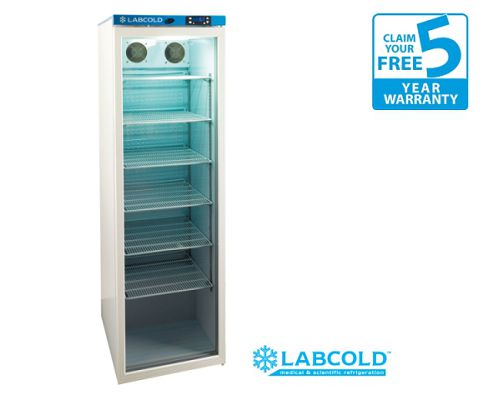 Labcold IntelliCold Pharmacy Vaccine Refrigerator RLDG1510 430L