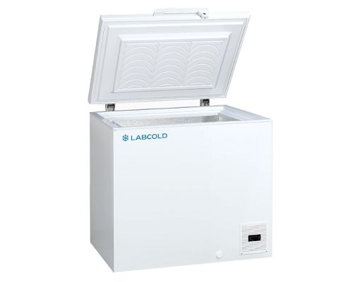 Labcold -45°C Spark free Superfreezer RLHE0845 Lockable 237L