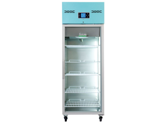 Lec Pharmacy Refrigerator Glass Door 600L - PGR600UK