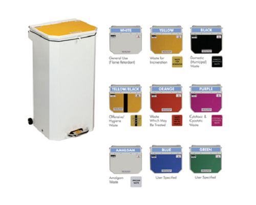 Hospital Clinical Bins 50 Litre