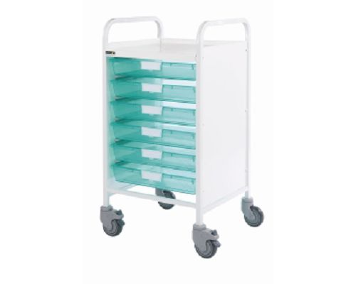 5 Tray Trolley Vista 50