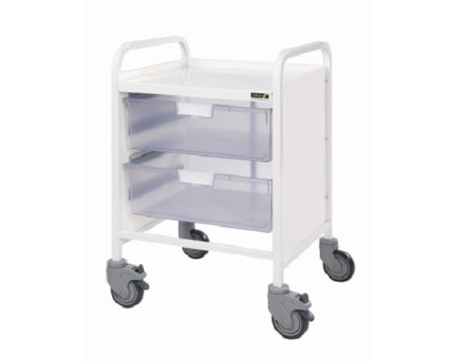 2 Tray Trolley Vista 20