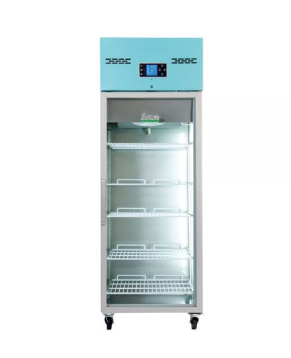 Lec PGR600UK 600L Pharmacy Refrigerator – Glass